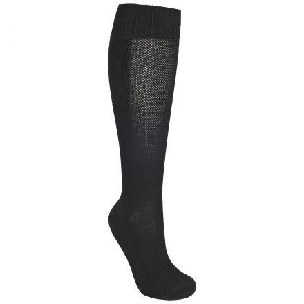 Exhale Men's Walking Socks in Black