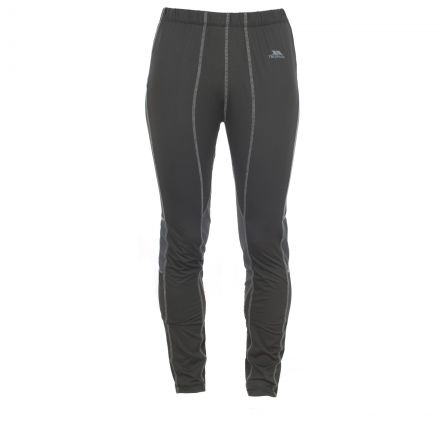 Redeem Womens Black Base Layer Trousers