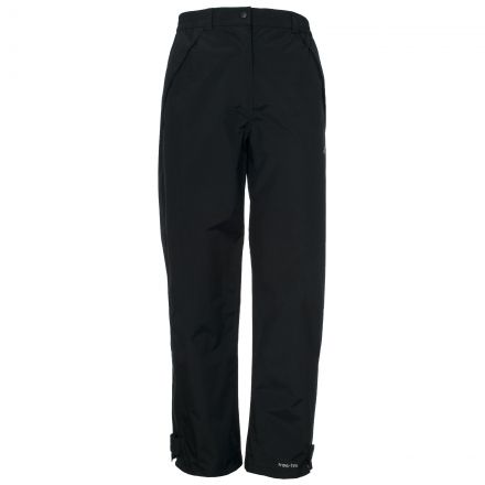 Miyake Womens Black Waterproof Trousers
