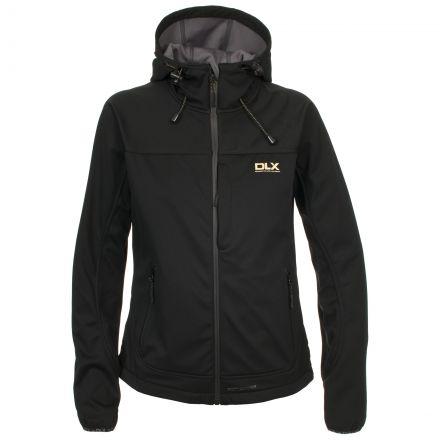 Thalia Women's DLX Softshell Jacket in Black