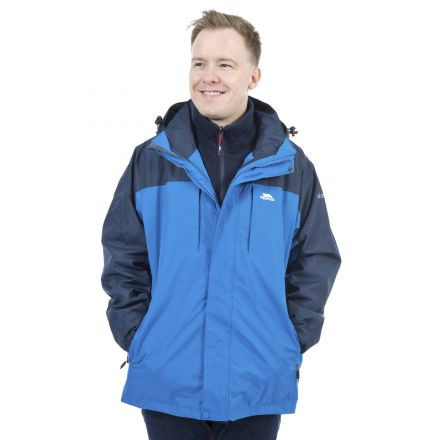 Faris Men's 3-in-1 Waterproof Jacket