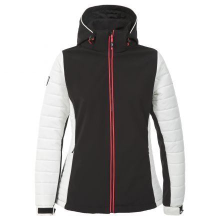 Trespass Womens Ski Jacket Focus in Black