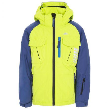Freebored Kids' Ski Jacket in Green
