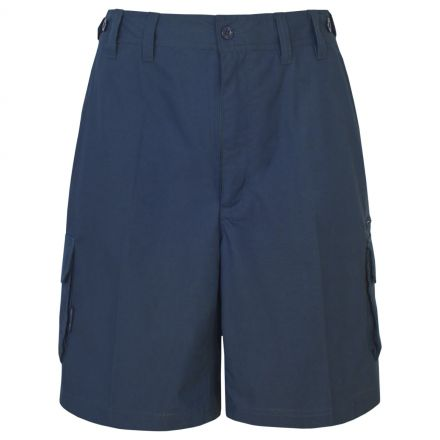 Gally Mens Khaki Cargo Shorts