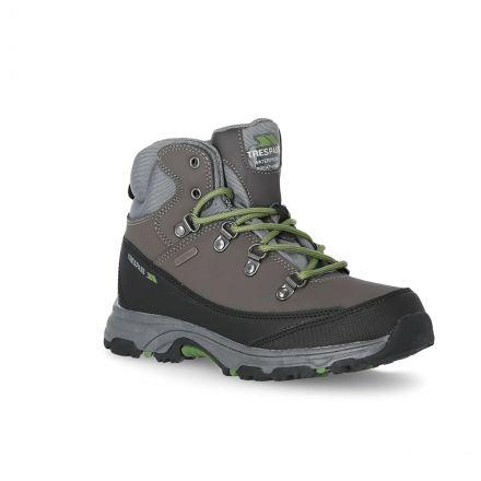 Glebe II Youth Walking Boots in Grey
