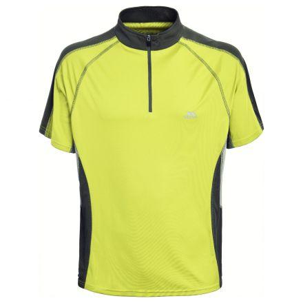 Grenada Mens Active Top in Yellow