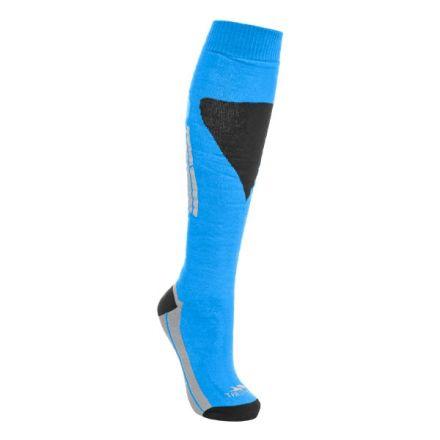 Hack Adults' Tube Socks in Blue