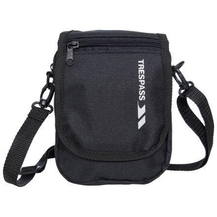 HELICON 1 Litre Travel Shoulder Bag in Black
