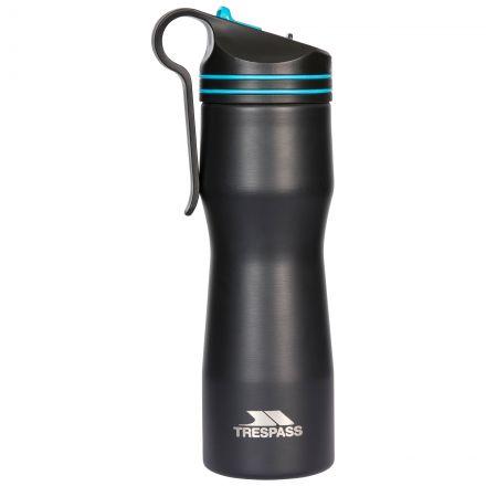 Stainless Steel Thermal Flask 400ml in Black
