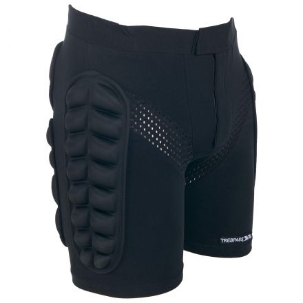 Impact Men's Black Padded Impact Shorts