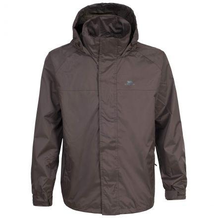 Nabro Men's Waterproof Jacket in Brown