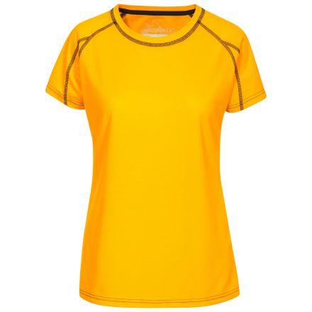 Mamo Women's Quick Dry Active Short Sleeved T-Shirt
