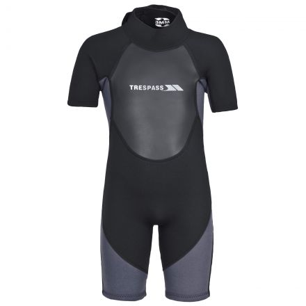 Scuba Boys Black 3mm Wetsuit