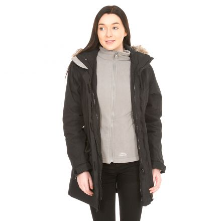 Maebell Women's 3-in-1 Parka Jacket