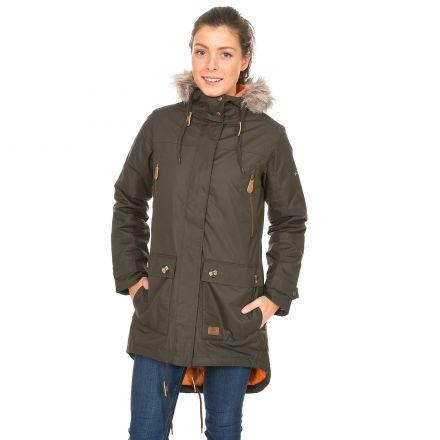 Clea Women's Waterproof Parka Padded Jacket