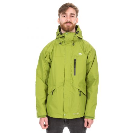 Corvo Men's Waterproof Windproof Jacket
