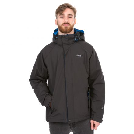Edwards Men's Windproof Waterproof Hooded Jacket