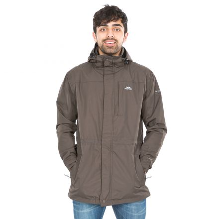 Edwin Men's High Performance Longer Length Waterproof Jacket