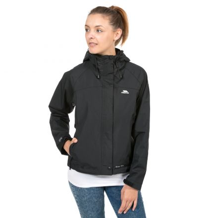 Miyake Women's Windproof Waterproof Jacket with Hood