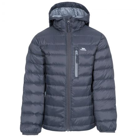 Morley Kids' Down Jacket in Grey