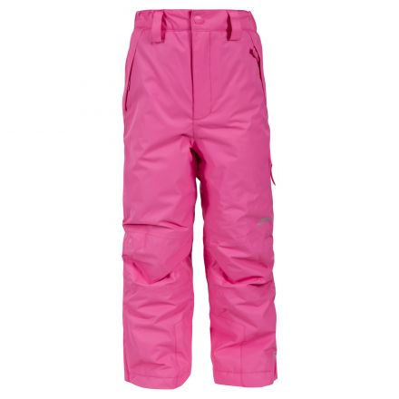 Norquay Kids' Ski Trousers in Pink