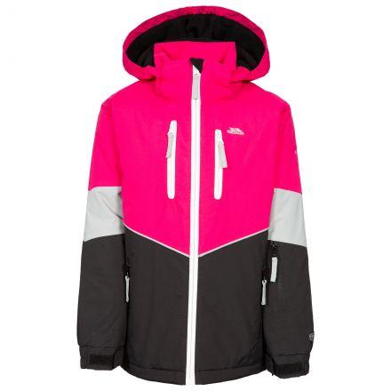 Olivvia Kids' Ski Jacket in Black
