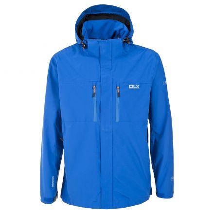 Oswalt Men's DLX Waterproof Jacket in Blue