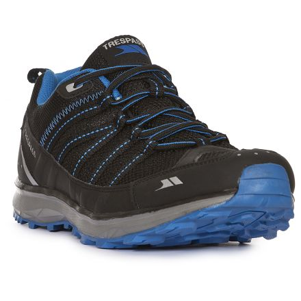 Pace Men's Active Trainers in Black