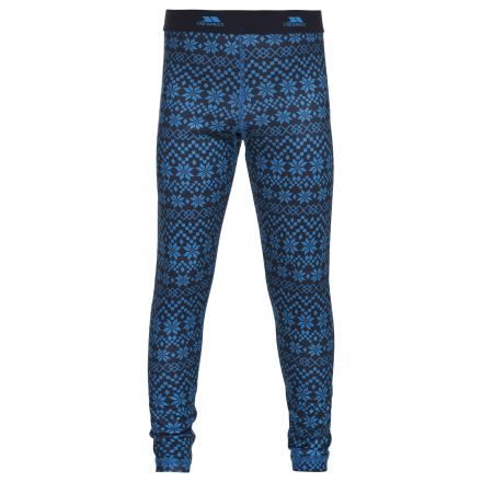 Pax Kids Base Layer Pants in Blue