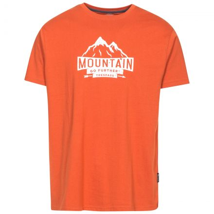 Peaked Men's Quick Drying T-Shirt
