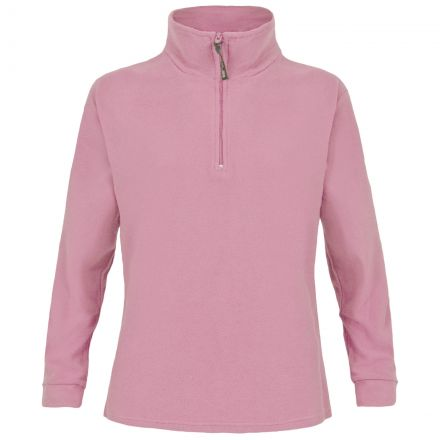 Pera Girls Half Zip Microfleece