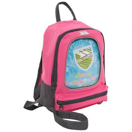 Picasso Kids' 5 Litre Pink Backpack