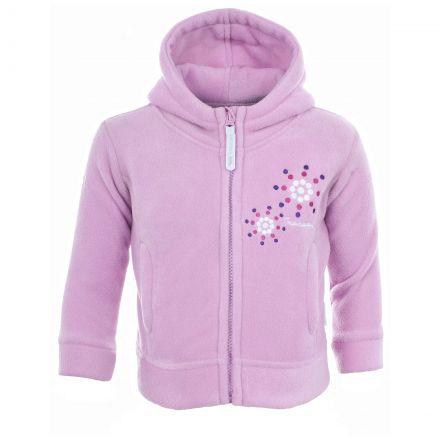 Shakira Baby Girls Full ZIp Fleece Jacket