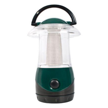 4 LED Portable Lantern in Green