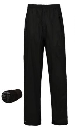 Packa Unisex Adults' Packaway Waterproof Trousers
