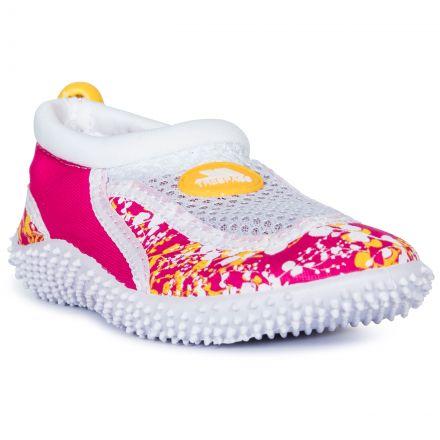 Squidette Kids' Pink Aqua Shoes