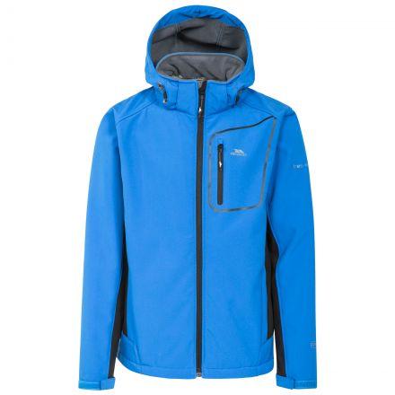 Strathy II Men's Softshell Jacket  in Blue