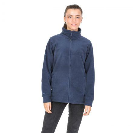 Womens Full Zip Fleece Jacket
