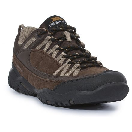 Taiga Men's Cushioned Suede Walking Shoes