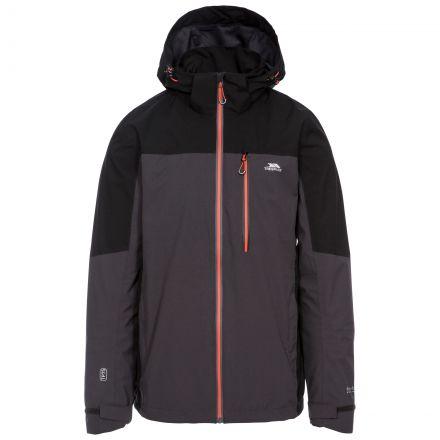 Tappin Men's Waterproof Jacket in Grey