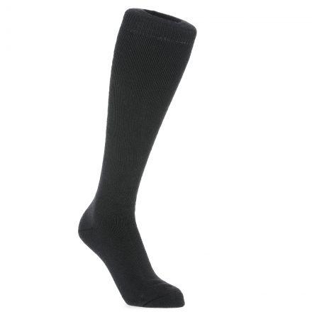 Tech Adults' Tube Socks in Black