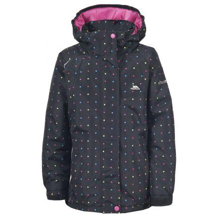 Thinking Girls Waterproof Jacket in Black