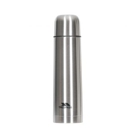 Stainless Steel Flask 750ml in Light Grey