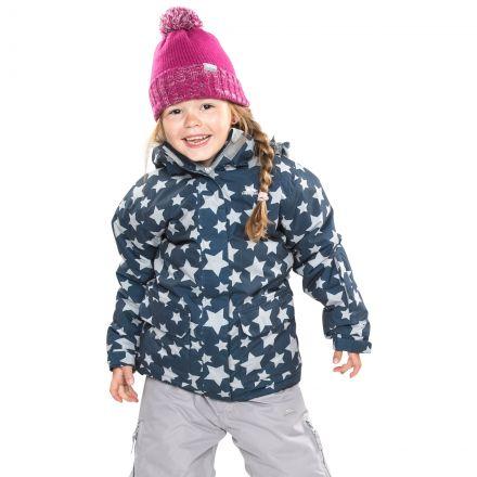 Tillie Girls' Waterproof Jacket in Navy