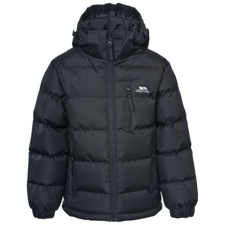 Tuff Boys' Padded Insulated Casual Jacket