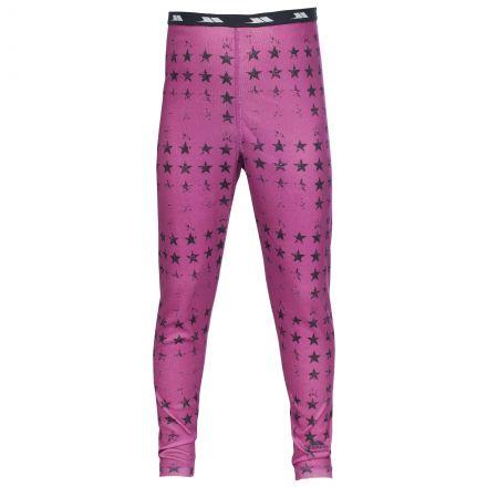 Hanz Kids  Base Layer Pants in Pink