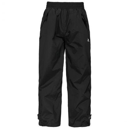 Echo Kids' Waterproof Trousers in Black
