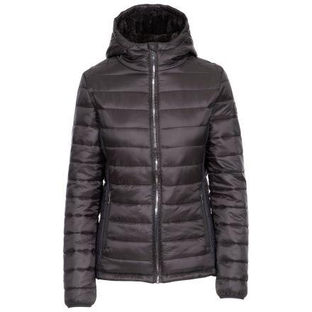 Valerie Women's Padded Jacket - BLK