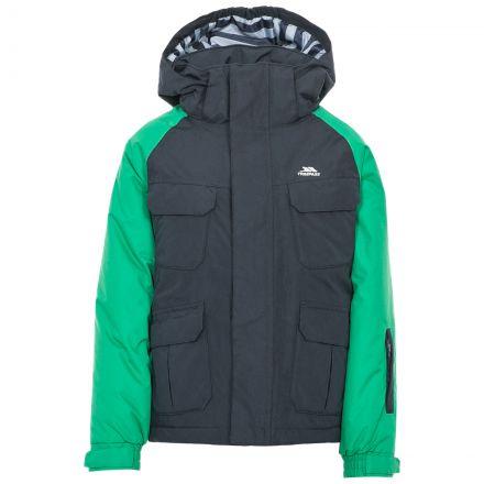 Wilmot Boys' Insulated Waterproof Ski Jacket