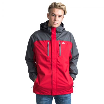 Wooster Men's Breathable Waterproof Jacket